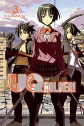 UQ Holder: Volume 3