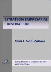 Estrategia empresarial e innovación: Mentefactura