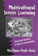 Multicultural Service Learning PDF