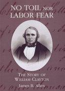 No Toil Nor Labor Fear PDF
