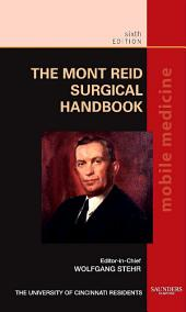 The Mont Reid Surgical Handbook E-Book: Mobile Medicine Series, Edition 6