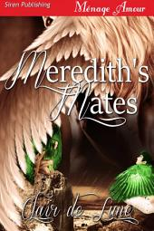 Meredith's Mates [Angel in Hell 2]