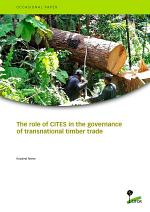 The role of CITES in the governance of transnational timber trade