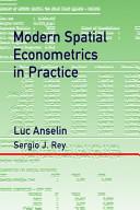 Modern Spatial Econometrics in Practice PDF