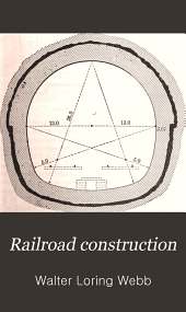 Railroad Construction: Theory and Practice. A Textbook for the Use of Students in Colleges and Technical Schools