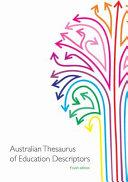 Australian Thesaurus of Education Descriptors