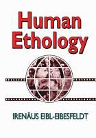 Human Ethology PDF