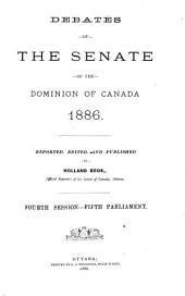 Debates of the Senate: Débats du Sénat