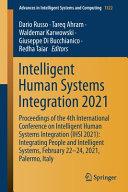 Intelligent Human Systems Integration 2021