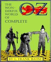 The Wonderful World of OZ Complete  Illustrated  PDF