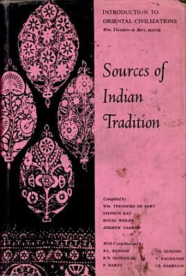 Sources of Indian Tradition PDF