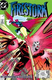 Firestorm: The Nuclear Man (1987-) #89