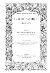 Good Words and Sunday Magazine: Volume 19