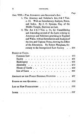 Law magazine : or quarterly review of jurisprudence: Volumes 30-31