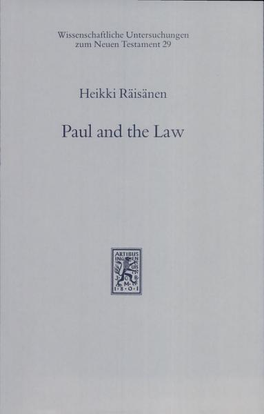 Download Paul and the Law Book
