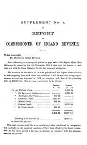 Canal Statistics