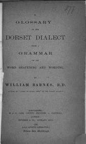 A Glossary of the Dorset Dialect