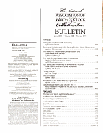 NAWCC Bulletin PDF