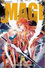 Magi: The Labyrinth of Magic, Vol. 28