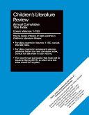 Childrens Literature Review Cumulative Title Index 2014 PDF