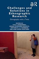 Challenges and Solutions in Ethnographic Research PDF