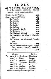 De arte rhetorica libri quinque... auctore P. Dominico de Colonia,...