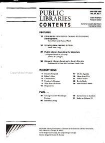 Public Libraries PDF