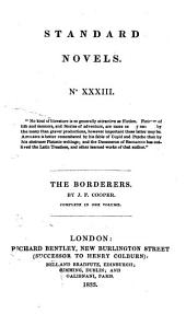The Borderers; Or, the Wept of Wish-ton-Wish, Etc