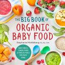 The Big Book of Organic Baby Food PDF