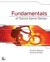 Fundamentals of Sports Game Design PDF