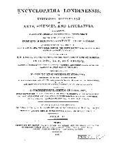 Encyclopaedia Londinensis: Volume 4