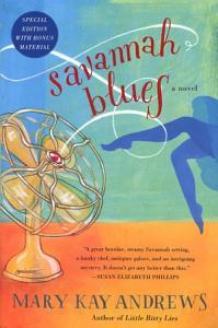 Savannah Blues with Bonus Material Book