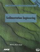 Sedimentation Engineering PDF