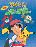 Alola Region Adventure Guide Book