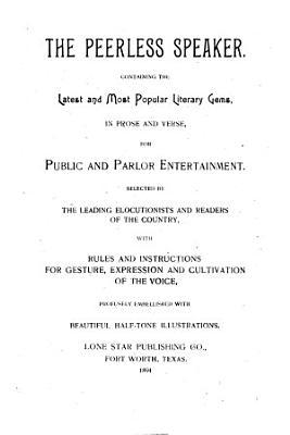 The Peerless Speaker PDF