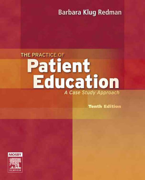 The Practice of Patient Education PDF