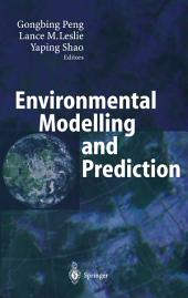 Environmental Modelling and Prediction
