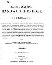 Conrad collection on Dutch waterways: Aardrijkskundig Handwoordenboek van Nederland (1874), Beginselen der Algemeene Natuurkundige Aardrijkskunde (1872), Voo Voorlezingen op het Gebied der Natuurkunde (1851)