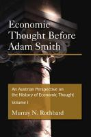 An Austrian Perspective on the History of Economic Thought PDF