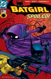 Batgirl (2000-) #20