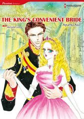 The King's Convenient Bride: Harlequin Comics