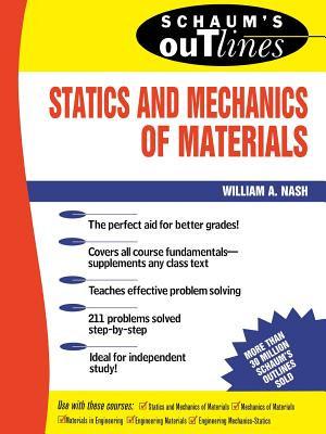 Schaum s Outline Of Statics and Mechanics of Materials