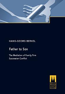 Father to Son Book