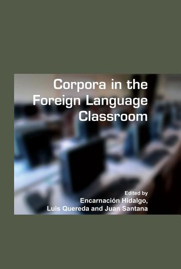 Corpora in the Foreign Language Classroom PDF