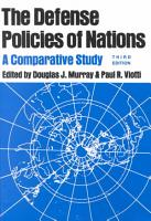 The Defense Policies of Nations PDF