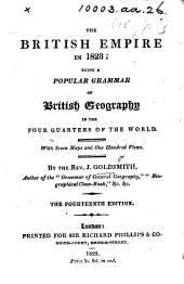 The British Empire in 1823 ... The Fourteenth Edition