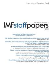 IMF Staff Papers: Volume 55, Issue 3