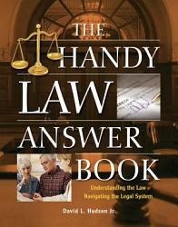 The Handy Law Answer Book Book PDF