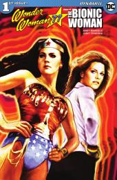 Wonder Woman / Bionic Woman 77' #1 (of 6)