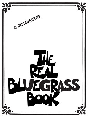 The Real Bluegrass Book PDF